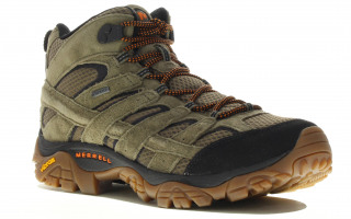 MOAB 2 Leather Mid Gore-Tex